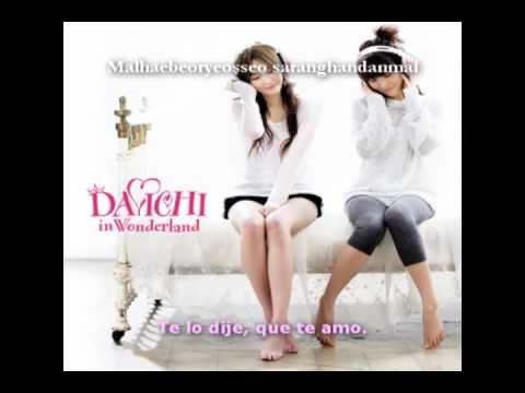 DAVICHI - [Davichi In Wonderland] 02 I Made An Accident [Esp+Rom]