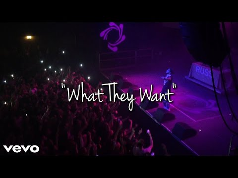 Russ - What They Want (Live)