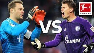 Manuel Neuer vs. Alexander Nübel - World Star & Young Gun Go Head-to-Head