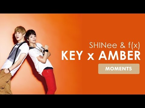 SHINee Key and f(x) Amber Moment // Keyber Moment | Fanmade Video