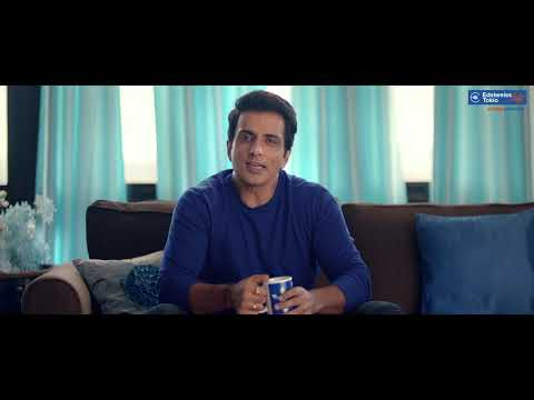 In an ad for Edelweiss Tokio Life, Sonu Sood discusses the need for 'Income Har Haal, Saalon Saal.'