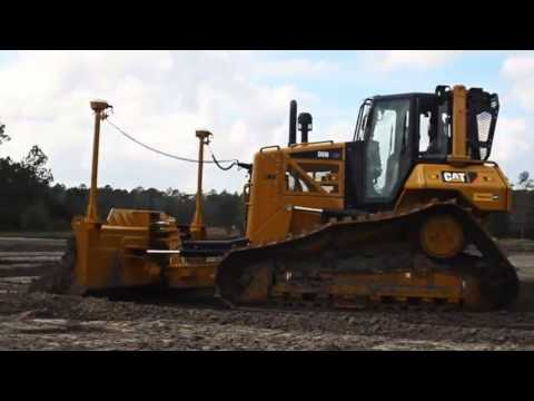 Cat® AccuGrade for Track Type Tractors