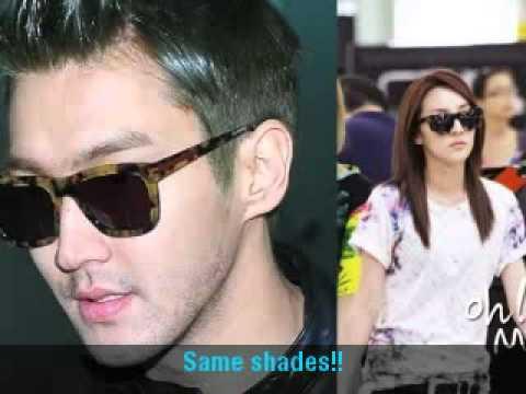 My DaraWon Couple!! Choi Siwon and Dara Park