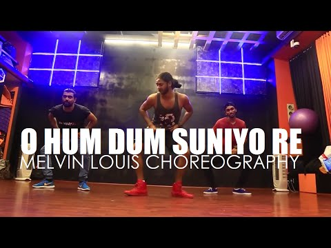 O hum dum suniyo re | Saathiya | Melvin Louis Choreography