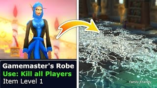 5 Times WoW Players Received GM ITEMS!