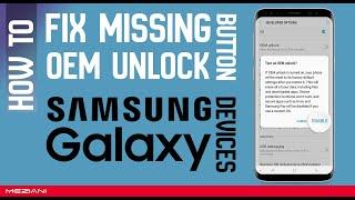 How to fix missing OEM unlock [RMM/KG Prenormal] on your Samsung