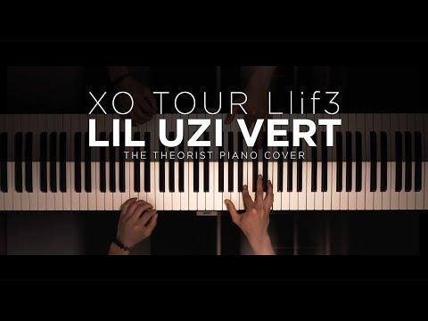 Lil Uzi Vert - XO TOUR Llif3 | The Theorist Piano Cover