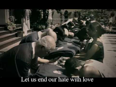 Prayer MV (祈禱 MV英語 2009年全球慈濟歲末祝福活動指定使用版本)