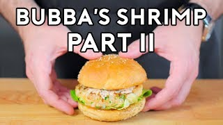 Binging with Babish: Shrimp from Forrest Gump Part II