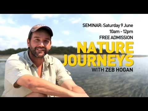 Nature Journeys with Zeb Hogan - Trailer - YouTube