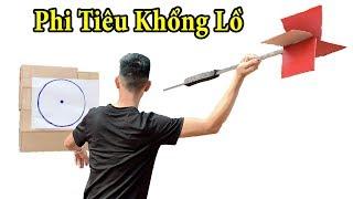 PHD | Trận Chiến Phi Tiêu Khổng Lồ | Giant Darts Battle