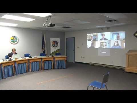 Town of Plattsburgh Board Meeting  4-2-20