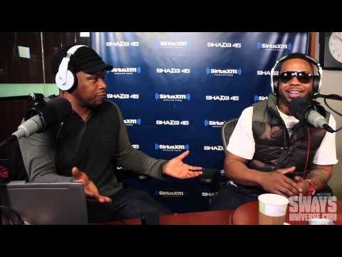 Saigon Talks Love and Hip Hop and New Album on Sway's Universe