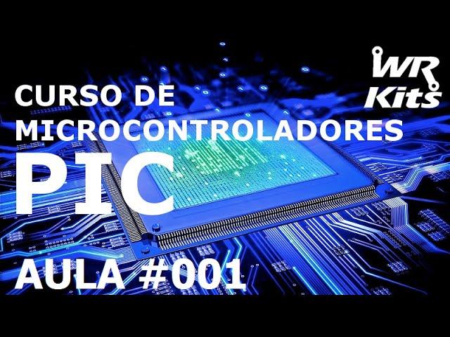 INTRODUÇÃO, PIC16F84A | Curso de PIC #001