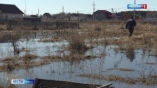 Правительство Омской области выделило почти 3 миллиона рублей на помощь Мангутскому сельскому поселению от паводка