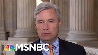 Senator Warns Of 'Dark Money' Behind Supreme Court Process | The Beat With Ari Melber | MSNBC