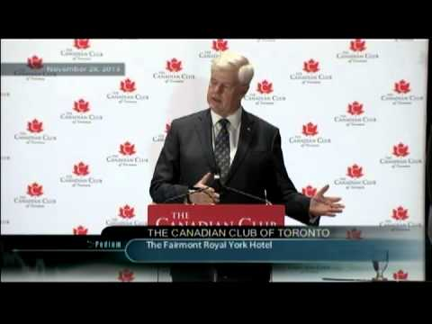 John Manley on strengthening Canada's human capital advantage (Part 2)