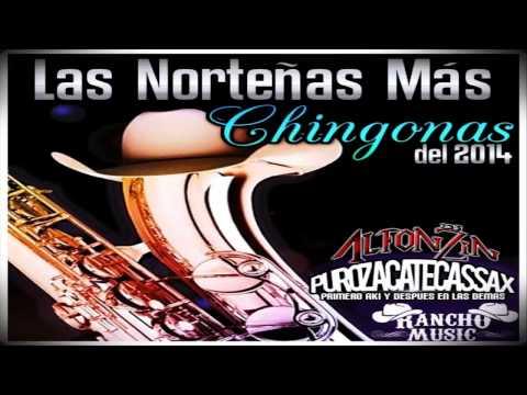 Norteñas Mix 2015 -  Las norteñas más chingonas del 2014  - Dj Alfonzin