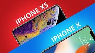 iPhone XS vs iPhone X [Comparativo]