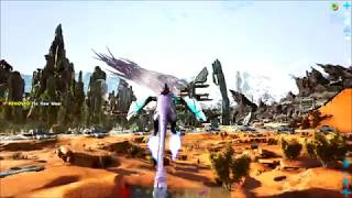 Showing off corrupted zone and farming for grinder! Episode 6 [Ark Extinction]