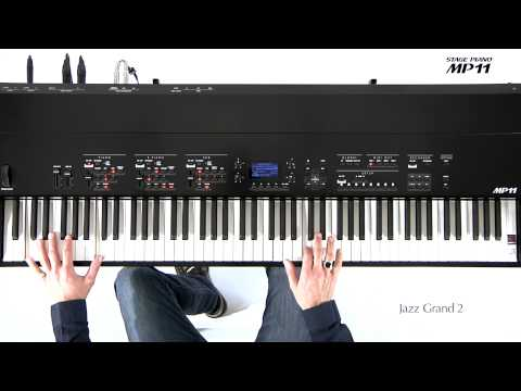 KAWAI MP11 Pianos - EPs Comparison