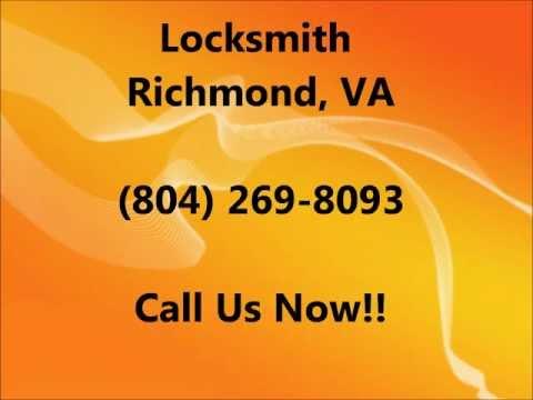 Locksmith Richmond VA (804) 269-8093 | CALL US!