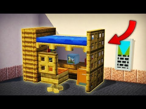 minecraft how to make a secret house