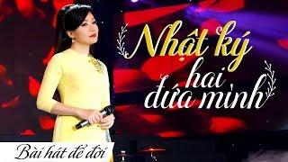 NHẬT KÝ HAI ĐỨA MÌNH (#NKHDM) - HOÀNG CHÂU | BÀI HÁT ĐỂ ĐỜI | 4K