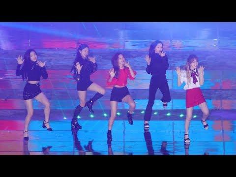 171001 레드벨벳 (Red Velvet) '빨간 맛 (Red Flavor)' 4K 직캠 @코리아 뮤직 페스티벌 4K Fancam by -wA-