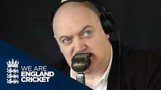 Dara O'Briain's England v Ireland Cricket Commentary