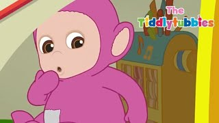 Teletubbies ★ NEW Tiddlytubbies Cartoon Series! ★ Episode 2: The Musical Box ★