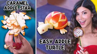 I tried satisfying Apple Food Art