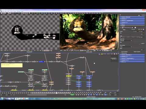 Piranhaconda - Compositing
