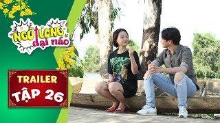 Ngũ Long Đại Náo | Tập 26 trailer : Lan Hương thông đồng với Khánh Vũ khiến Lương Huy ghen đỏ mặt