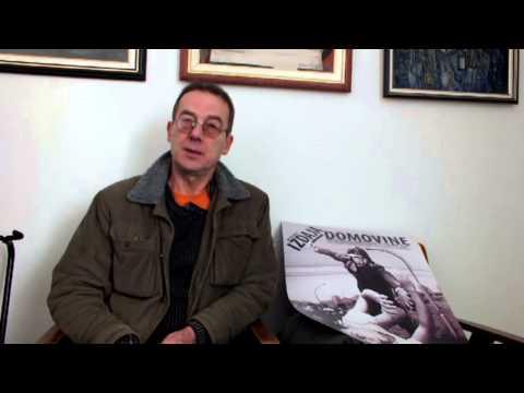 Maksim Mudrinić o premijeri ''Izdaja domovine'' Sivac 06.03.2013. god
