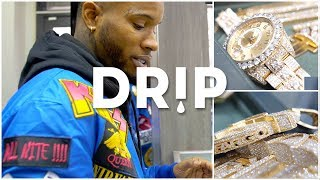 Tory Lanez's Ring, Watch & Chain Collection! - #Drip (Ep.2) | Link Up TV