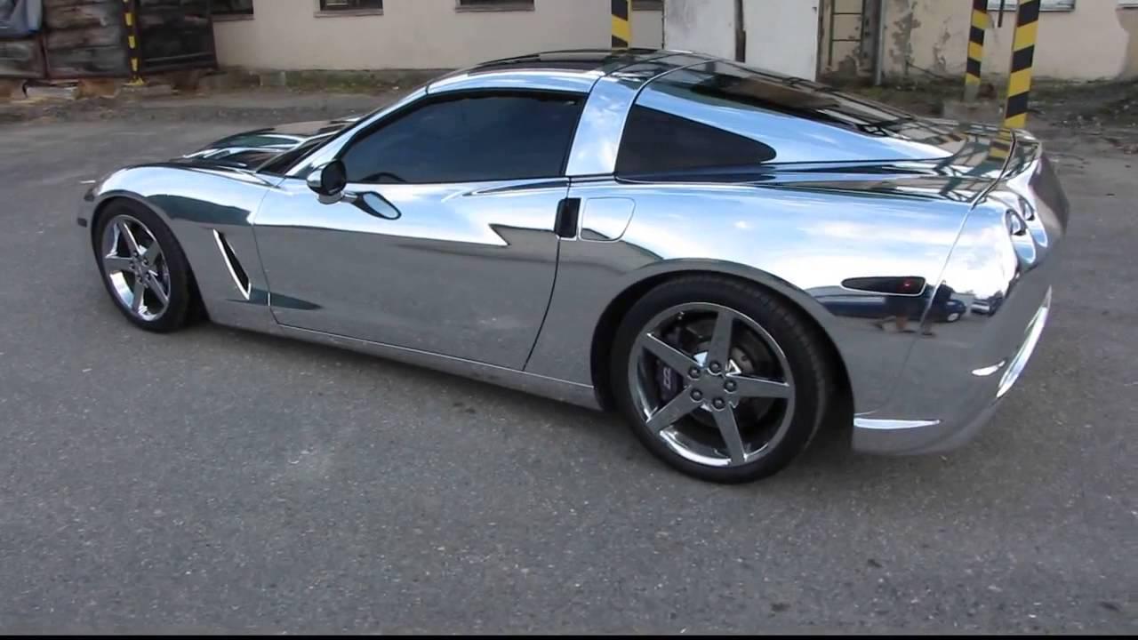 car wrap corvette - photo #33