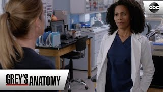 Sister Support - Grey's Anatomy Season 15 Episode 16