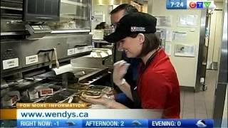 First Jobs - Wendy's - Sandwich Line