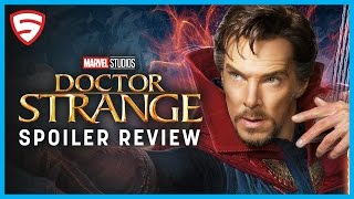 Marvel's Doctor Strange - Spoiler Review