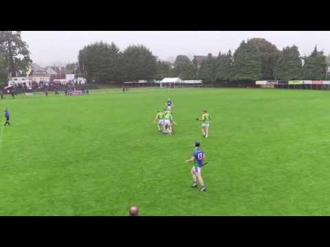 All 5 goals from a close game between Tynagh vs Toomevara at Crokes 7s Hurling