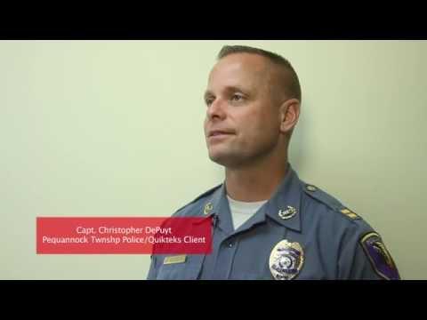 Quikteks - Chris DePuyt Testimonial