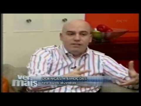Doenças X Emoções -Entrevista Willian Mac-Cormick Maron - RicTv - Ver Mais - 05/07/10