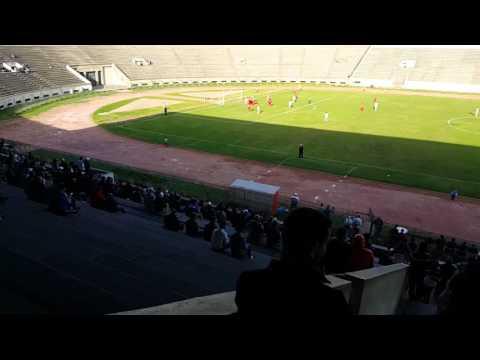 لقطات من مباراة امل تيزنيت والاتحاد البيضاوي