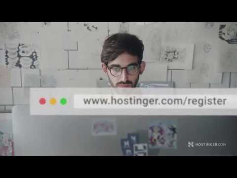 video Hostinger
