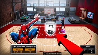 SPIDERMAN LEARNS HOW TO JELLY LAYUP AT THE PARK! 🍇 SPIDERMAN TAKESOVER MYPARK NBA 2K18!