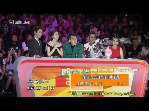 【兴吧Xingpark】141122 Generation Show LAY CUT