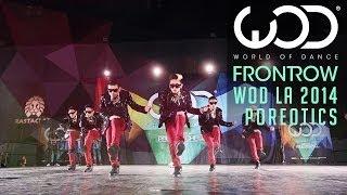 Poreotics | FRONTROW | World of Dance #WODLA '14