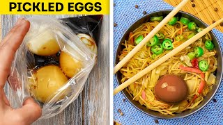 23 JAW-DROPPING EGG HACKS FOR THE WHOLE FAMILY