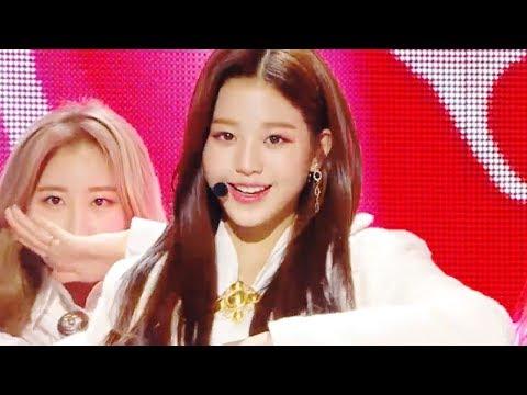 IZONE - La Vie en Roseㅣ아이즈원 - 러비앙로즈 [Show! Music Core Ep 609]